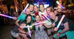 Beach Party Vibe