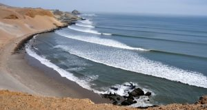 Chicama Beach