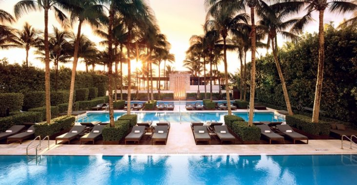 Key Amenities of a Miami Beach Hotel