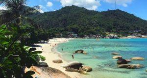 Ko Samui, Island on Gulf of Thailand