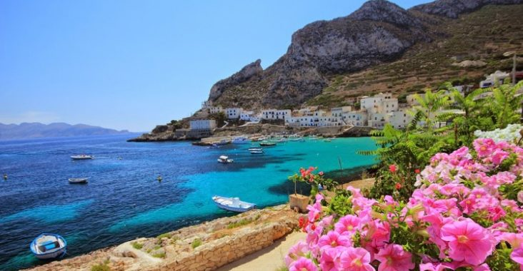 Honeymooning In Sicily