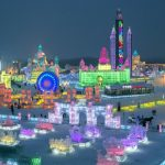 Harbin Ice City - Magnificent Ice Festival