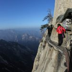 Huashan Trail - Dangerous Trails
